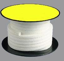 ACRYLIC BRAIDED PACKING WITH PTFE